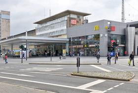 Parkhaus Essen Hauptbahnhof in Essen : Preise und Angebote - Parken am Bahnhof   Onepark