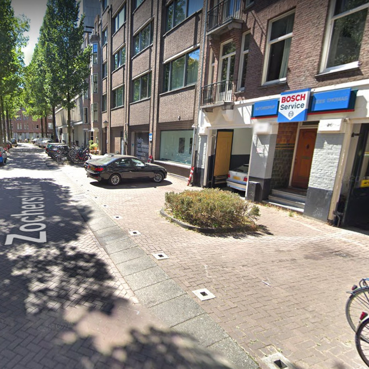 Estacionamento Serviço de Valet WEPARC - ZOCHERSTRAAT (Coberto) Amsterdam