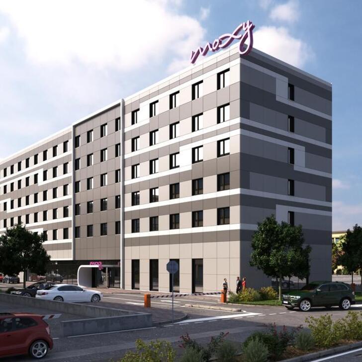 MOXY MILANO LINATE Hotel Parking (Exterieur) NOVEGRO SEGRATE