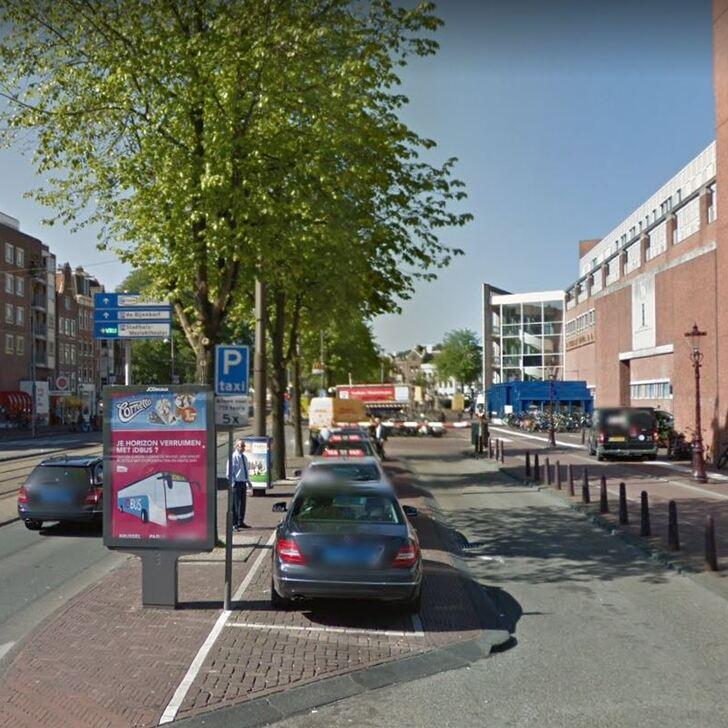 Estacionamento Serviço de Valet WEPARC - NIEUWMARKT (Coberto) Amsterdam