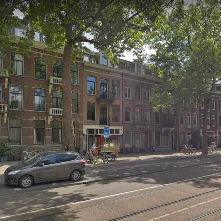 Estacionamento Serviço de Valet WEPARC - SARPHATIPARK (Coberto) Amsterdam