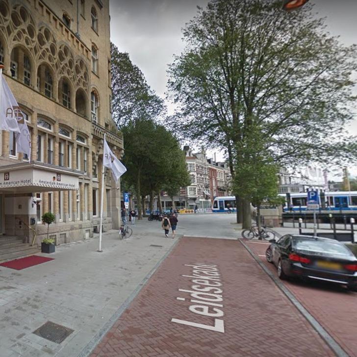 Estacionamento Serviço de Valet WEPARC - LEIDSEPLEIN (Coberto) Amsterdam