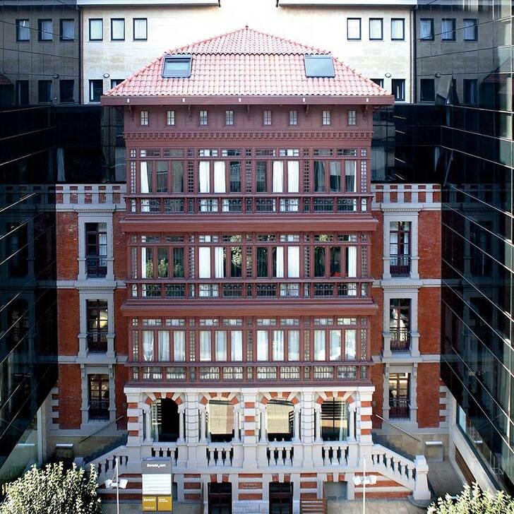 Estacionamento Hotel BARCELÓ OVIEDO CERVANTES (Coberto) Oviedo
