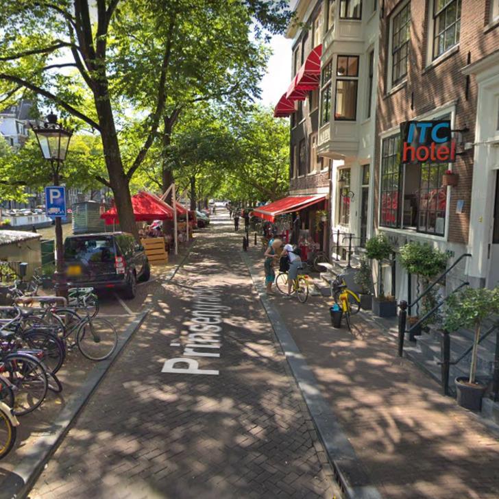 Parking Service Voiturier WEPARC - AMSTELVELD (Couvert) Amsterdam