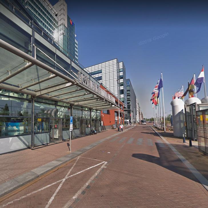 Parking Service Voiturier WEPARC - PASSENGER TERMINAL (Couvert) Amsterdam