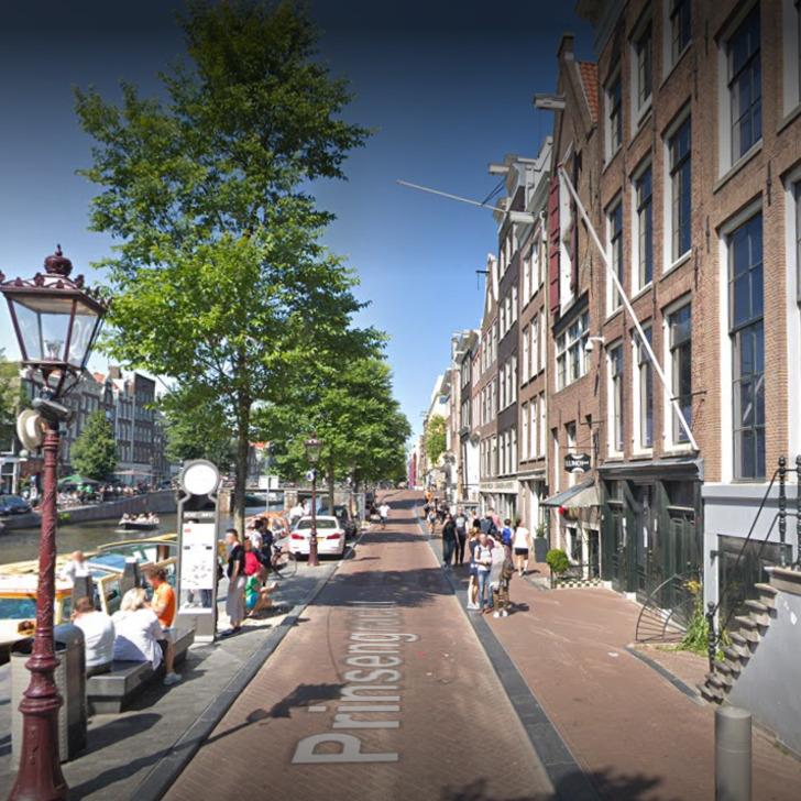Parking Servicio VIP WEPARC - DE JORDAAN (Cubierto) Amsterdam