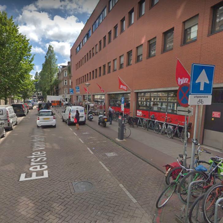 Parking Servicio VIP WEPARC - BEER MUSEUM (Cubierto) Amsterdam