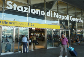 Naples Central Station car parks in Naples  - Book at the best price
