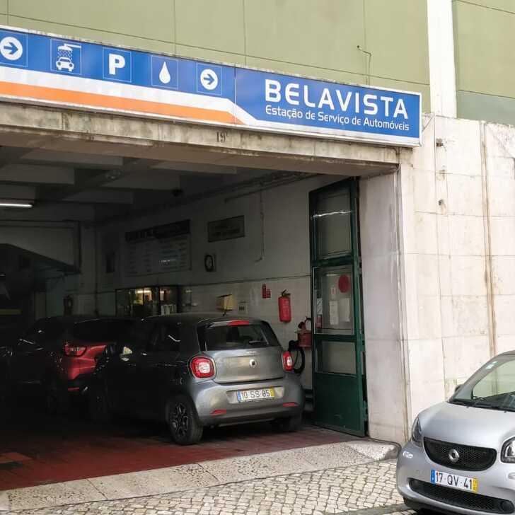 Estacionamento Público PARQUE BELAVISTA LISBOA (Coberto) Lisboa