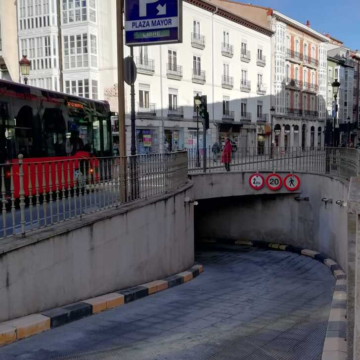 APK2 PLAZA MAYOR DE BURGOS Openbare Parking (Overdekt) Burgos