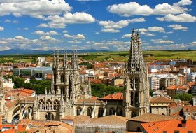 Car parks in Burgos - Book at the best price
