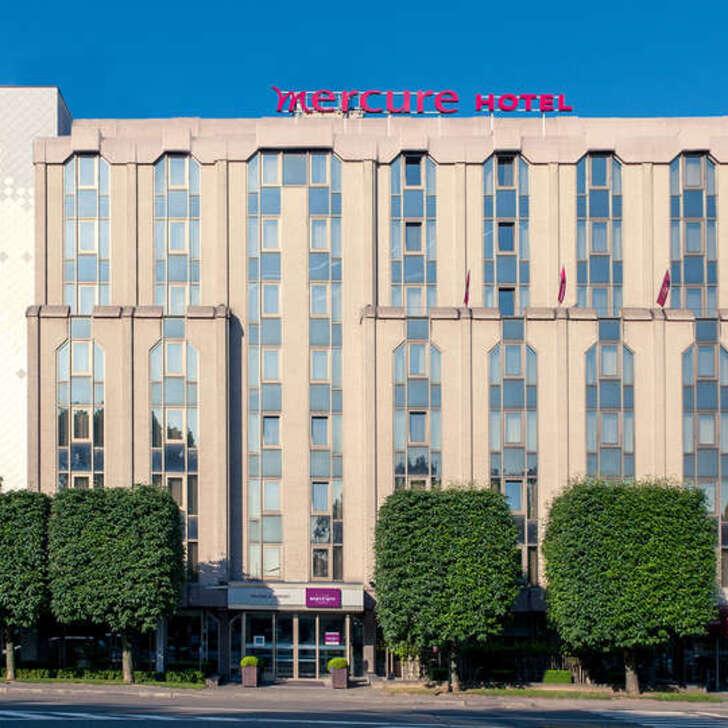 Parking Hôtel MERCURE BRUSSELS AIRPORT (Couvert) Bruxelles