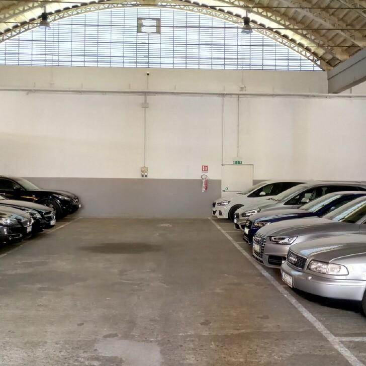 Parking Low Cost VENICE UTILITY PARK (Cubierto) Mestre