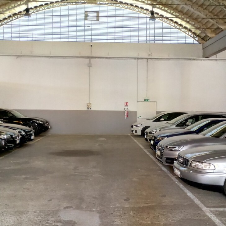 VENICE UTILITY PARK TERMINAL CROCIERE Discount Car Park (Covered) Mestre