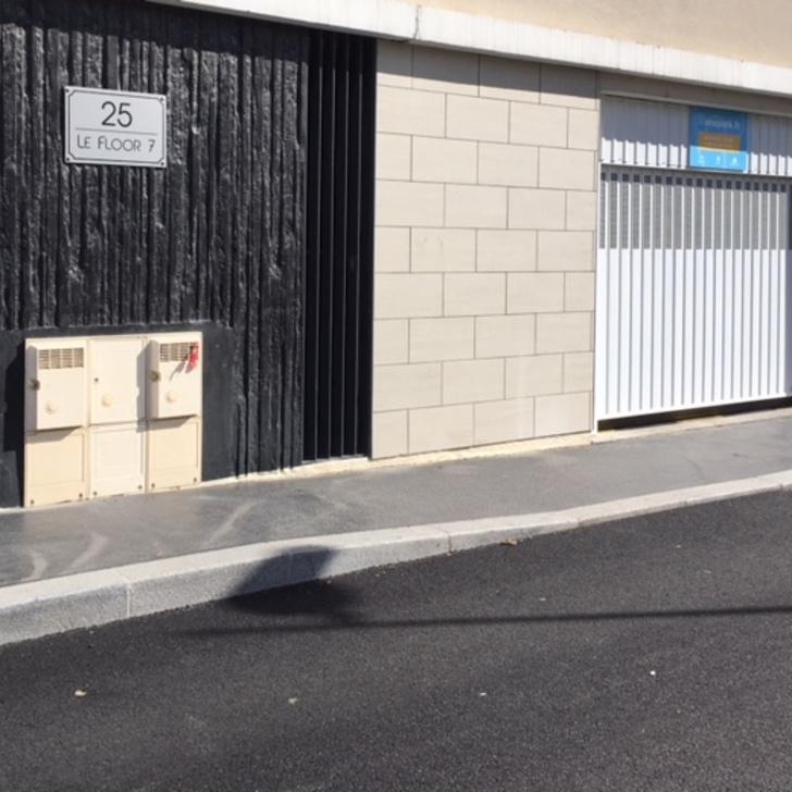CARDINAL CAMPUS FLOOR 7 Parking Privaat Gebouw (Overdekt) Lyon