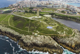 Car parks in A Coruña - Book at the best price