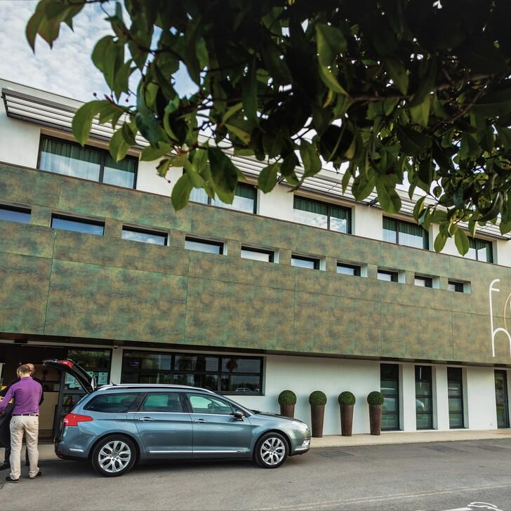 Hotel Parkplatz FORME-HOTEL MONTPELLIER (Extern) Mauguio