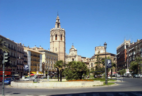 Parkings Plaza de la Reina en Valencia - Reserva al mejor precio