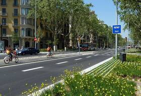 Parques de estacionamento Passeig Sant Joan em Barcelona - Reserve ao melhor preço