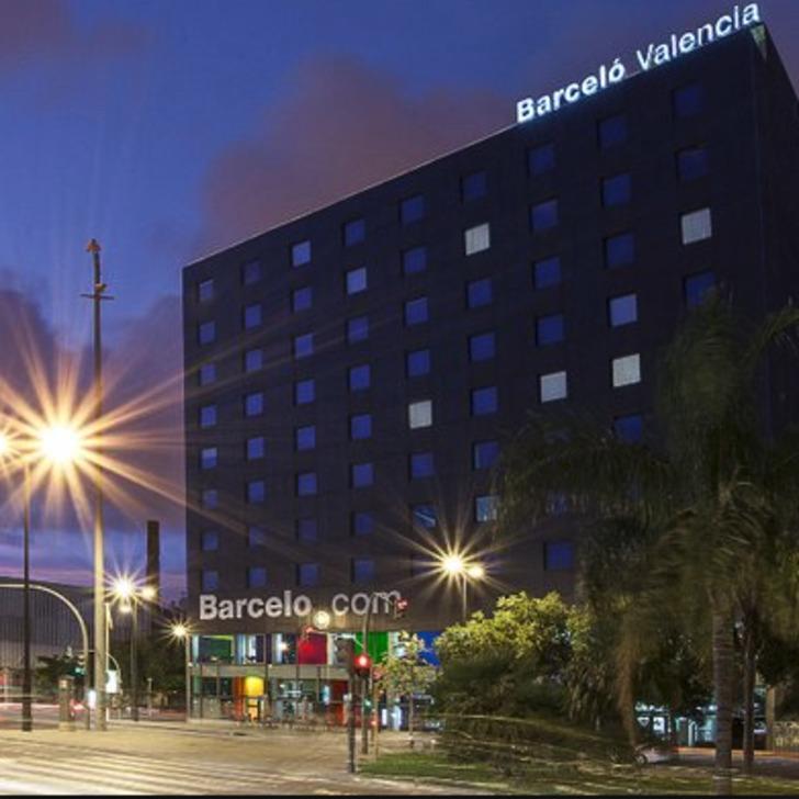 Hotel Parkhaus BARCELO VALENCIA (Überdacht) València