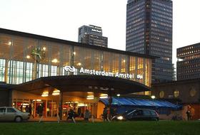 Parkhaus Station Amsterdam Amstel in Amsterdam : Preise und Angebote - Parken am Bahnhof | Onepark