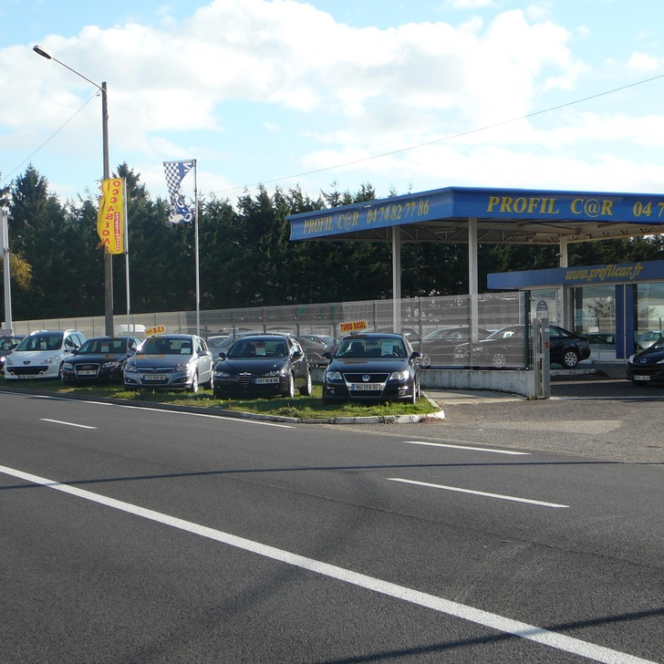 PROFIL CAR Discount Parking (Exterieur) Grenay