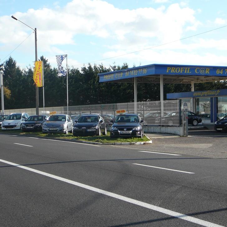 Parking Discount PROFIL CAR (Extérieur) Grenay