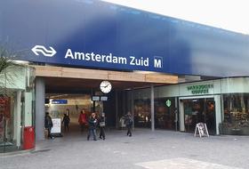 Parkhaus Station Amsterdam Zuid in Amsterdam : Preise und Angebote - Parken am Bahnhof | Onepark