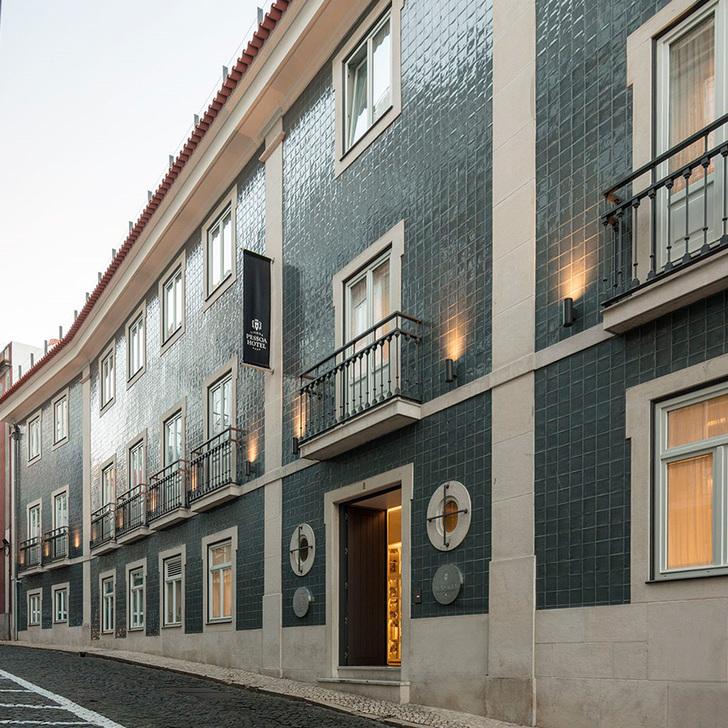 Parcheggio Hotel LISBOA PESSOA HOTEL (Coperto) Lisboa