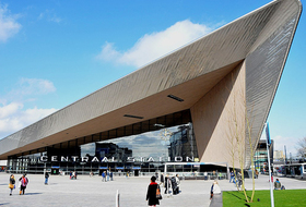 Station Rotterdam Centraal car park in Rotterdam: prices and subscriptions - Station car park | Onepark