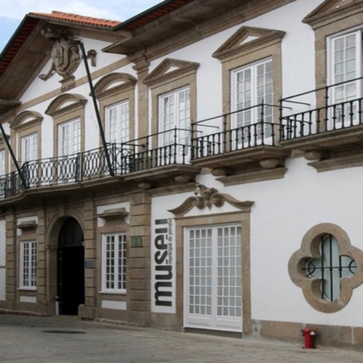 PARQUE MUSEU MUNICIPAL DE PENAFIEL Public Car Park (Covered) Penafiel