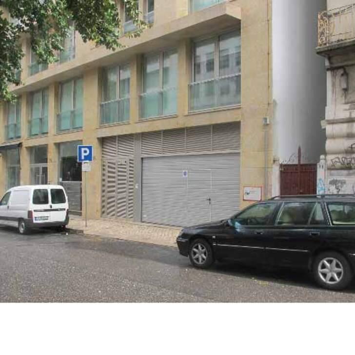 Parking Public PARQUE MARQUÊS DE TOMAR 76 (Couvert) Lisboa