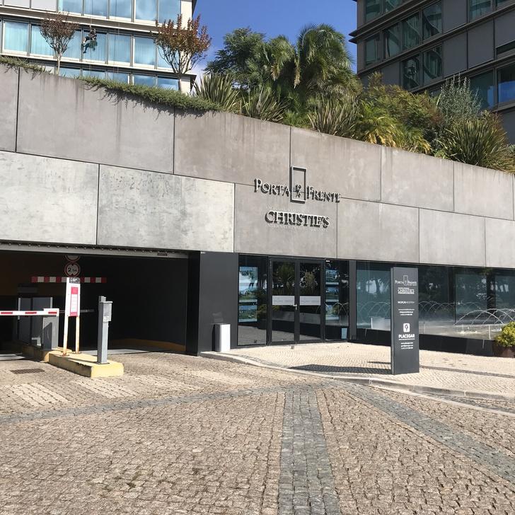 Estacionamento Público PARQUE ESTORIL RESIDENCE (Coberto) Cascais