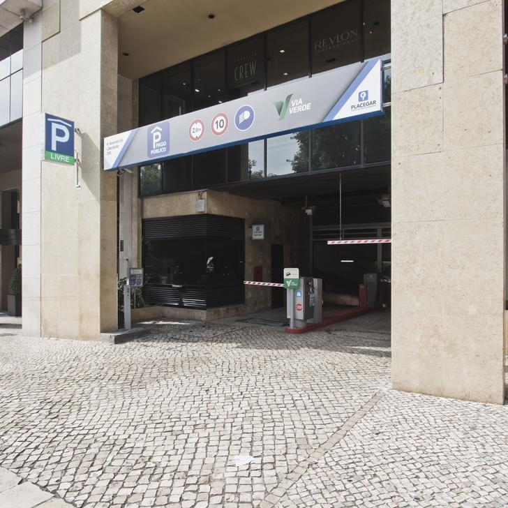 Estacionamento Público AVENIDA DA LIBERDADE 245 (Coberto) Lisboa