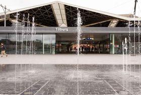 Parkeerplaats Station Tilburg in Tilburg : tarieven en abonnementen - Parkeren bij het station | Onepark