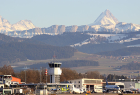 Parkhaus Flughafen Bern-Belp : Preise und Angebote - Parken am Flughafen | Onepark