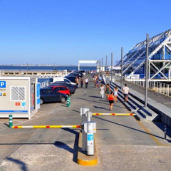 PARQUE MARINA PARQUE DAS NAÇÕES Openbare Parking (Exterieur) Lisboa