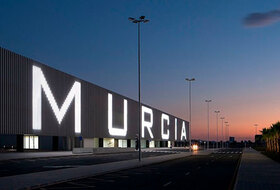Murcia International Airport car parks - Book at the best price