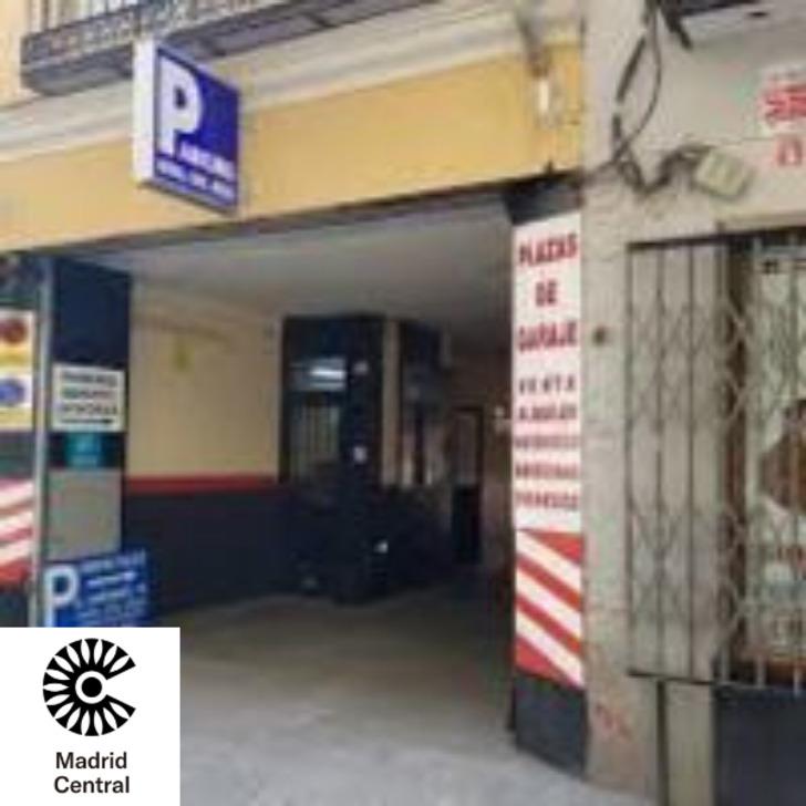 Parking Público JARDINES 16 MADRID (Cubierto) Madrid