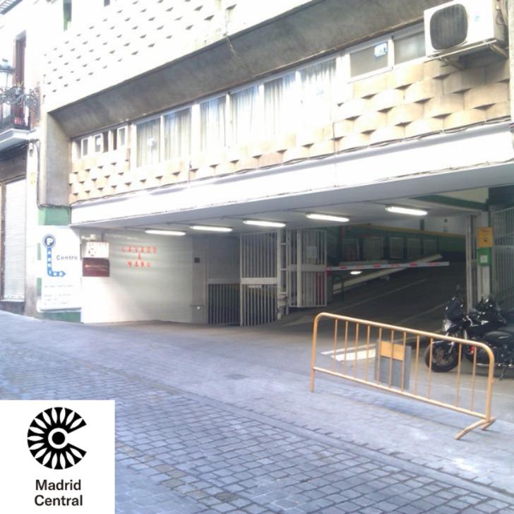 Estacionamento Público GARAJE CENTRO (Coberto) Madrid