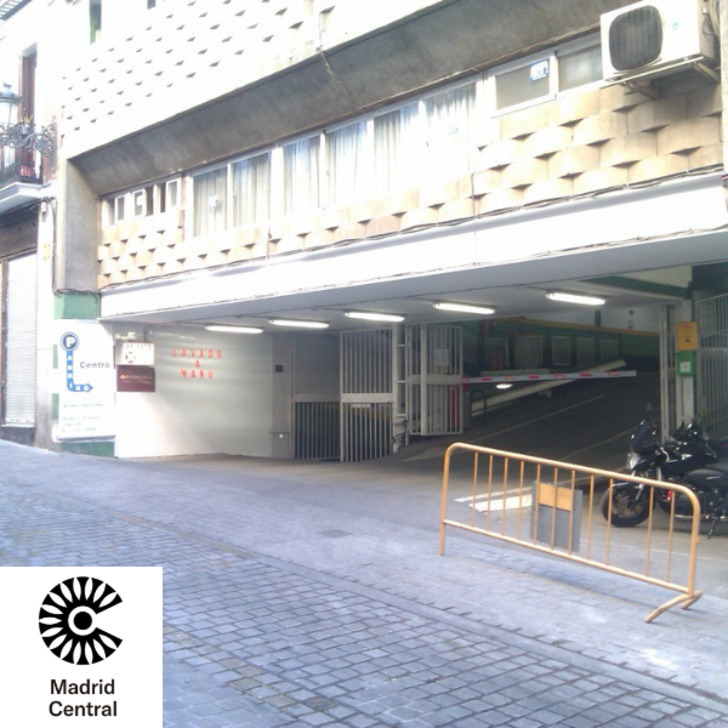 GARAJE CENTRO Public Car Park (Covered) Madrid