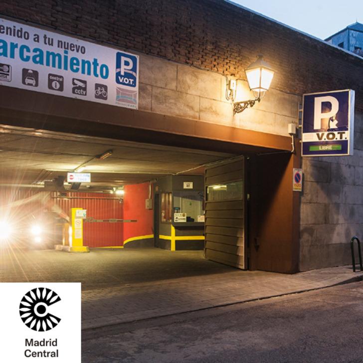 Parking Public PROMOPARC HOSPITAL V.O.T. (Couvert) Madrid
