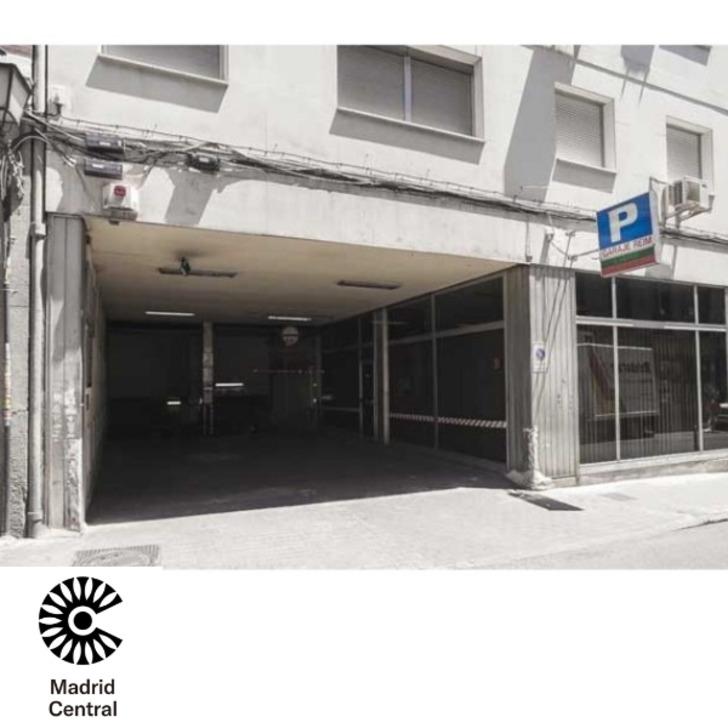 GARAJE REIM - PLAZA DE ESPAÑA Openbare Parking (Overdekt) Madrid