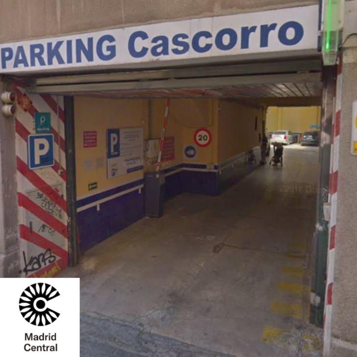 Parking Public CASCORRO (Couvert) Madrid