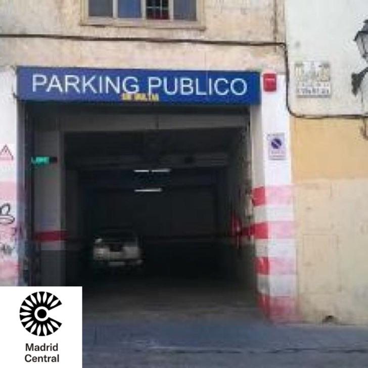 CITYPARKING PRIMAVERA Public Car Park (Covered) Madrid