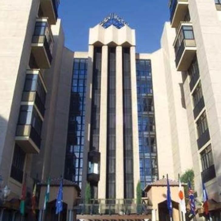 Estacionamento Hotel SANTOS SARAY (Coberto) Granada
