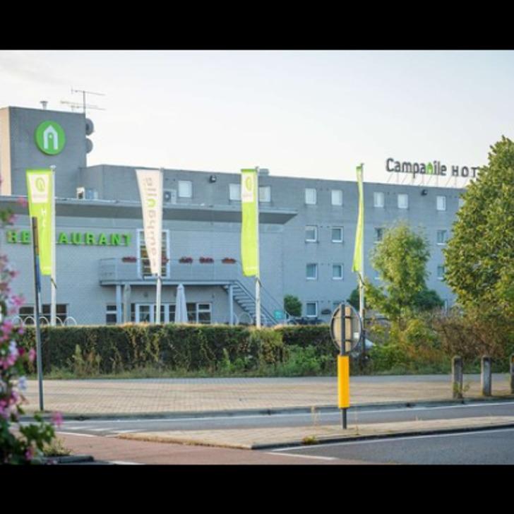 CAMPANILE VILVOORDE Hotel Parking (Exterieur) Vilvoorde