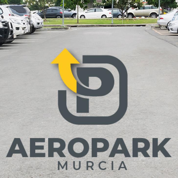 Parking Servicio VIP AEROPARK MURCIA (Exterior) Murcia