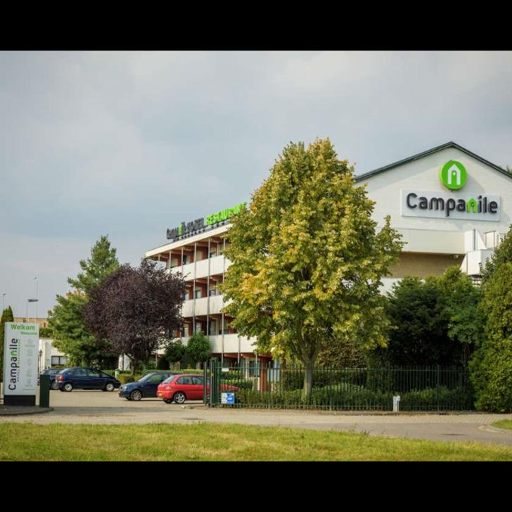 CAMPANILE EINDHOVEN Hotel Car Park (External) Eindhoven
