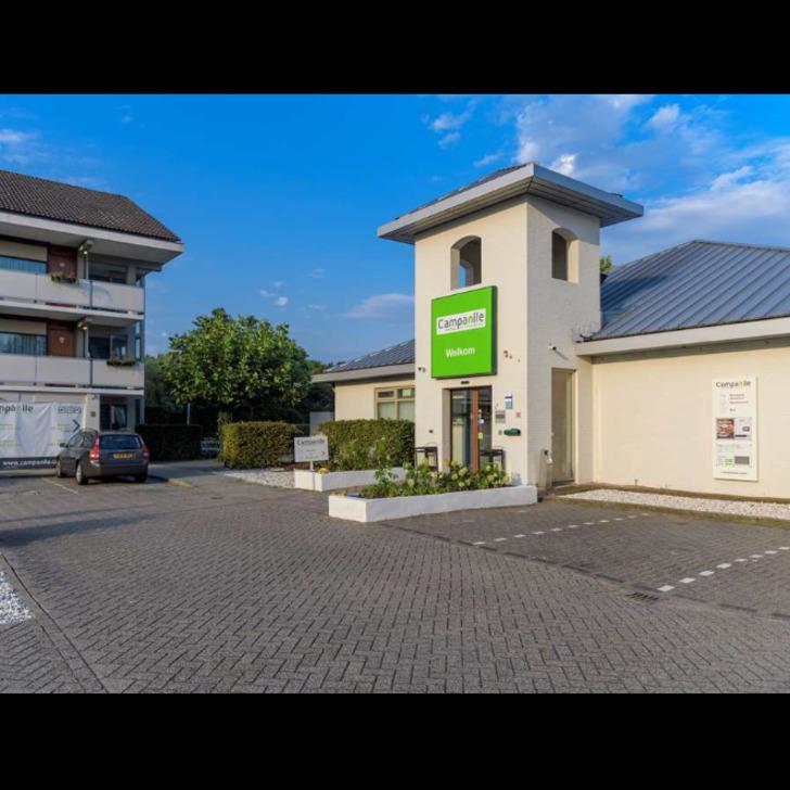 Parking Hotel CAMPANILE ZEVENAAR (Exterior) Zevenaar